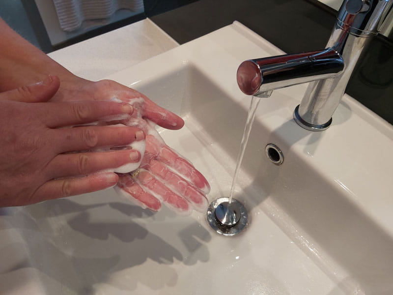 Hygiene Washing Hands Soap Clean