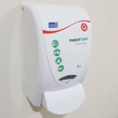 Hand Sanitizer Machine
